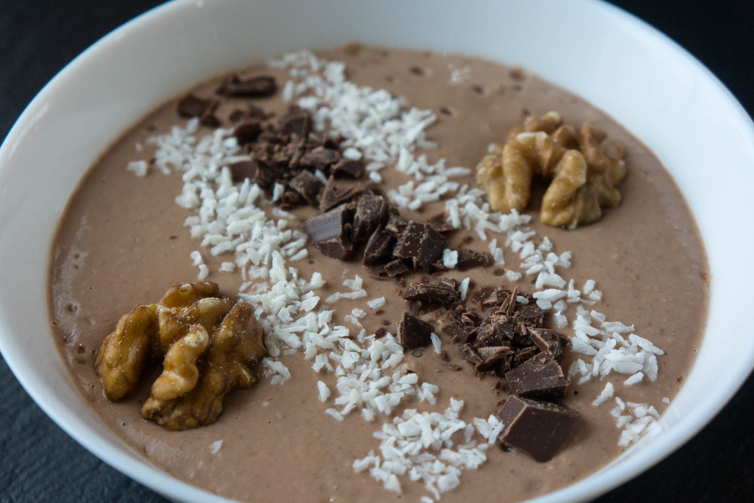 Schoko Smoothie Bowl